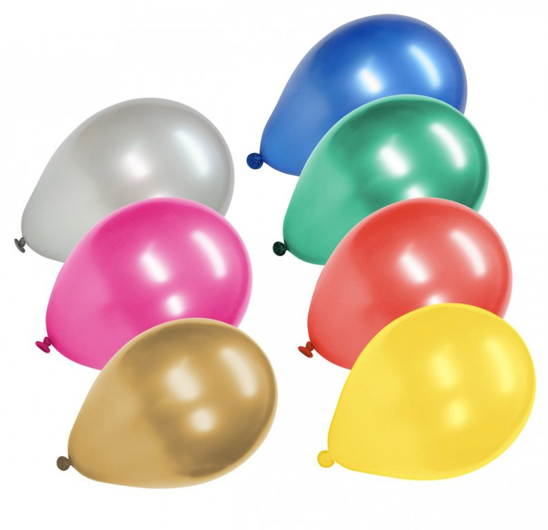 FM Eco 15 db Luftballon metallic